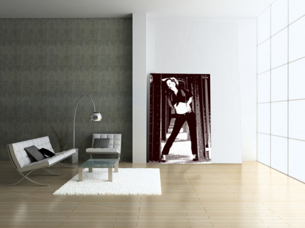 pop art auf acrylglas 120 x 80 cm die sch nsten bilder jetzt g nstig bestellen pers nliche. Black Bedroom Furniture Sets. Home Design Ideas
